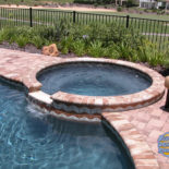 Nice Spa Tilework and Pavers